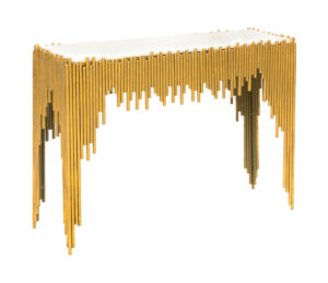 "The ""Waterfall"" Console Table"